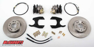 "GM Truck 12 Bolt Rear End - 13"" Rear Disc Brake Kit; 5x4.75 Bolt Pattern - McGaughys Part# 64200"