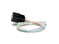 ACCUAIR 4-CORNER SOLENOID VALVE HARNESS (1 FT PIGTAIL)