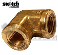 1/4 NPT Female Threaded Elbow