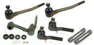 Ford Mustang 1967-1969 Mustang Steering Kit (w/OE Power Steering) - Ridetech Part# 12109536