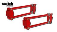 Heavy Duty Parallel 4 Link W/ Panhard Bar - Choppin Block Part #1114