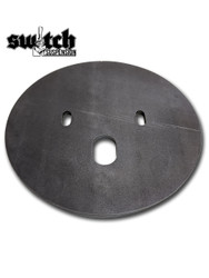 Upper Air Bag Circle Plate 9""