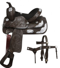 Dark Brown Saddle