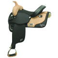 Connie Combs Barrel Racer Saddle by Abetta 15, 16in. 20525