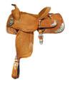 Alamo Show Saddle 15, 16in. 1105