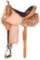 Pistol Pete Barrel Saddle by Silver Royal SR275 | Western Barrel Racing Saddle