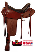 Big Horn Gaited Saddle A00701 - Western Horse Saddles