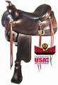Big Horn Gaited Saddle A01544 - Western Horse Saddle