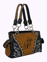 Western Purse BA46 - Western Handbag - Cowgirl Purse