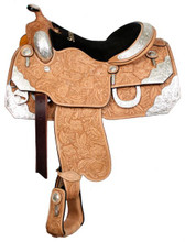 Showman Show Saddle 6414- Western Saddles