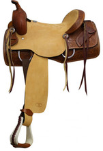 Circle S Cutting Saddle 6543 - Western Saddle