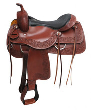 Circle S Pleasure Saddle - Western Saddle - Horse Tack