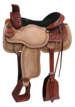 Circle S Roping Saddle 673016 - Western Saddle - Western Tack