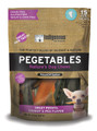 Pegetables Small Mixed 8.7oz (15/bg)