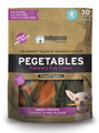 Pegetables Small Mixed 18oz (30/bg)