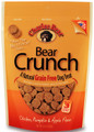 Bear Crunch Charlee Bear 8oz - Chicken, Pumpkin & Apple Flavor