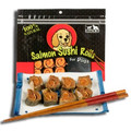 Snack 21 Salmon Sushi Rolls for Dogs