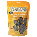 Real Meat Chicken and Venison - 4 oz Bag