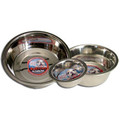 2 Quart Stainless Steel Mirrored Bowls