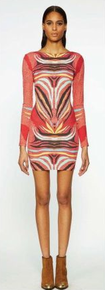 Mara Hoffman Scoop Back Mini Dress
