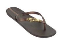 Ipanema Shoes Mystic Flip Flops Brown