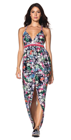 Agua Bendita Bendito Jardin Dress