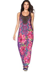 Agua Bendita Bendito Cactus Dress