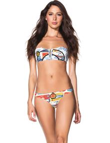 Agua Bendita Bendito Mastil Bikini Set