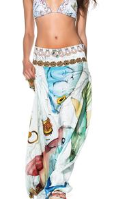 Agua Bendita Bendito Compas Skirt