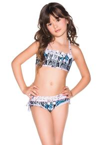 Agua Bendita Kids Bendito Colmillo Bikini Set