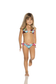 Agua Bendita Kids Bendito Orquidea Bikini Set