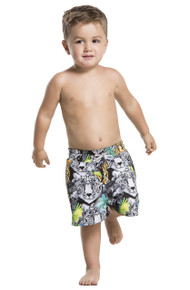 2016 Agua Bendita Kids Bendito Vuelo Boys Swim Shorts