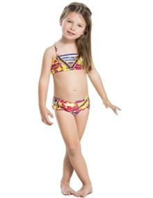 2016 Agua Bendita Kids Bendito Tasco Bikini Set