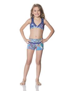Maaji Kids Sherbet Blueberry Shorts
