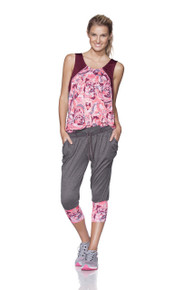 Maaji Active Breezy Om Yoga Pants
