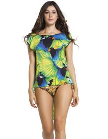 2016 Agua Bendita Bendito Tropico Shirt
