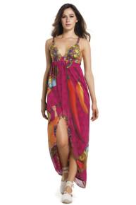 2016 Agua Bendita Bendito Buda Dress