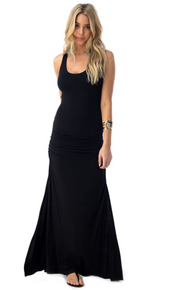 Sky Shainon Maxi Dress Black