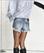 One Teaspoon Bonitas Cutoff Shorts Santa Cruz