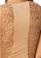 Sky Mei Maxi Dress Honey
