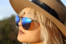 Ego Sunglasses 7038 Blue