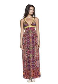 2017 Agua Bendita Bendito Tribe Dress
