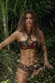 2017 Agua Bendita Bendito Virgo Bikini Set