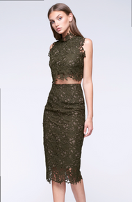 Stylestalker Thalia Top Olive
