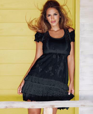 Agua Bendita Bendito Florencia Dress Black