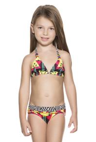 Agua Bendita Bendito Paralelo Nina Bikini Set