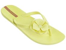 2017 Ipanema Neo Petal Flip Flop Yellow