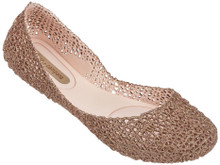 Melissa Shoes Campana Papel VII Beige