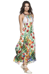 2017 Agua Bendita Bendito Dalia Dress