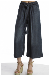 Tempo Paris Tencel Culottes 4656T Navy